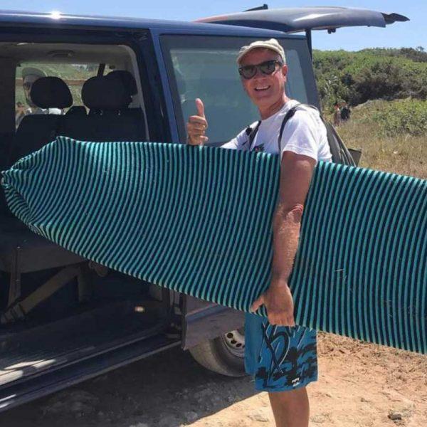 L'energia del surf
