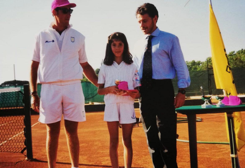 Tennis. Obiettivo 50 scambi