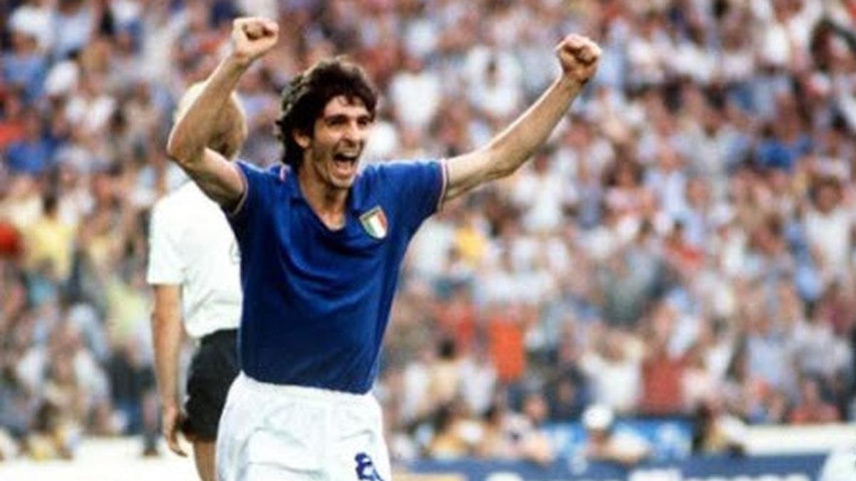 Chi non ha sognato di essere Paolo Rossi?