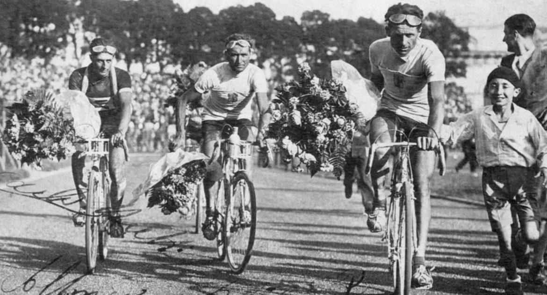 La vita in un Giro: Carlo Moretti e l'impresa del '33