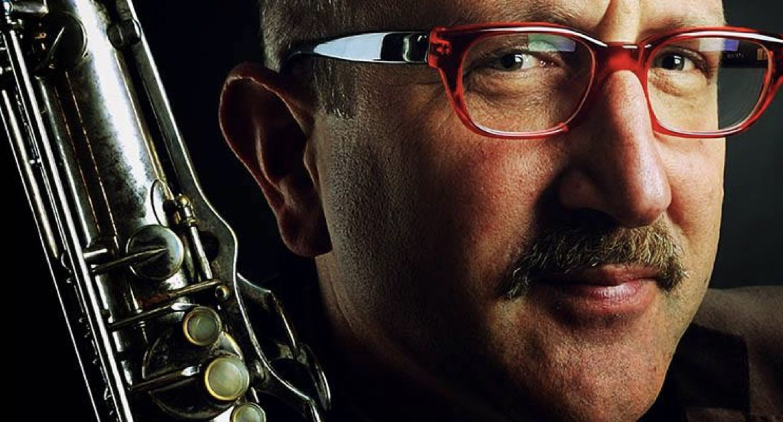 Luca Velotti, tra clarinetto, sassofono e tennis mancato
