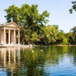 Villa Borghese tra sport e vita