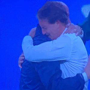 Euro 2020. Roberto Mancini e Gianluca Vialli