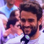 Matteo Berrettini a Wimbledon. Non siamo imparziali