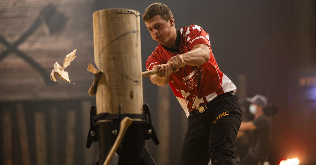 STIHL TimbersportS® Series. Le Olimpiadi del bosco