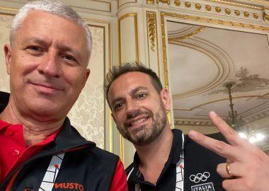 Taccuino Olimpico #2 – Gli incontri di Casa Italia