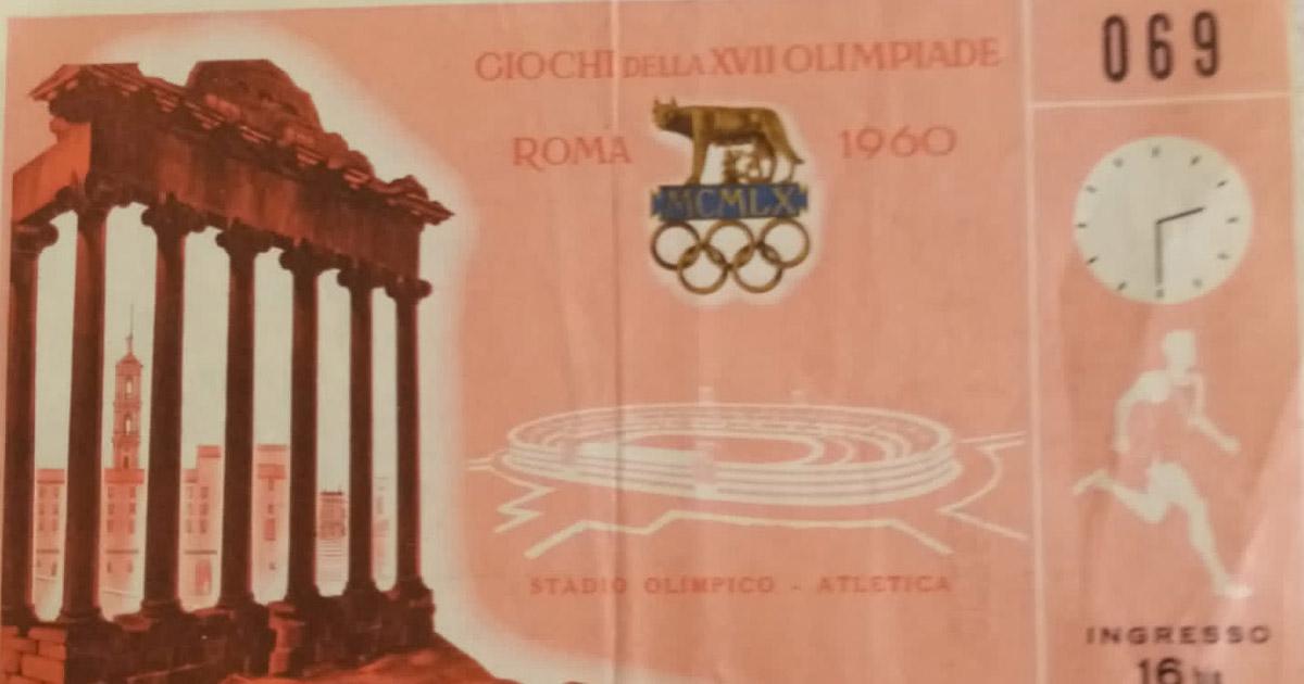 Roma 1960. Olimpiadi giovani e romantiche