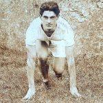 Emilio Lunghi. La prima medaglia olimpica italiana