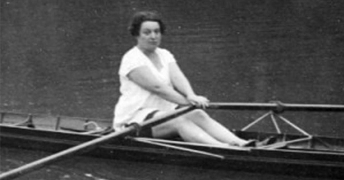 Alice Milliat. La donna delle Olimpiadi