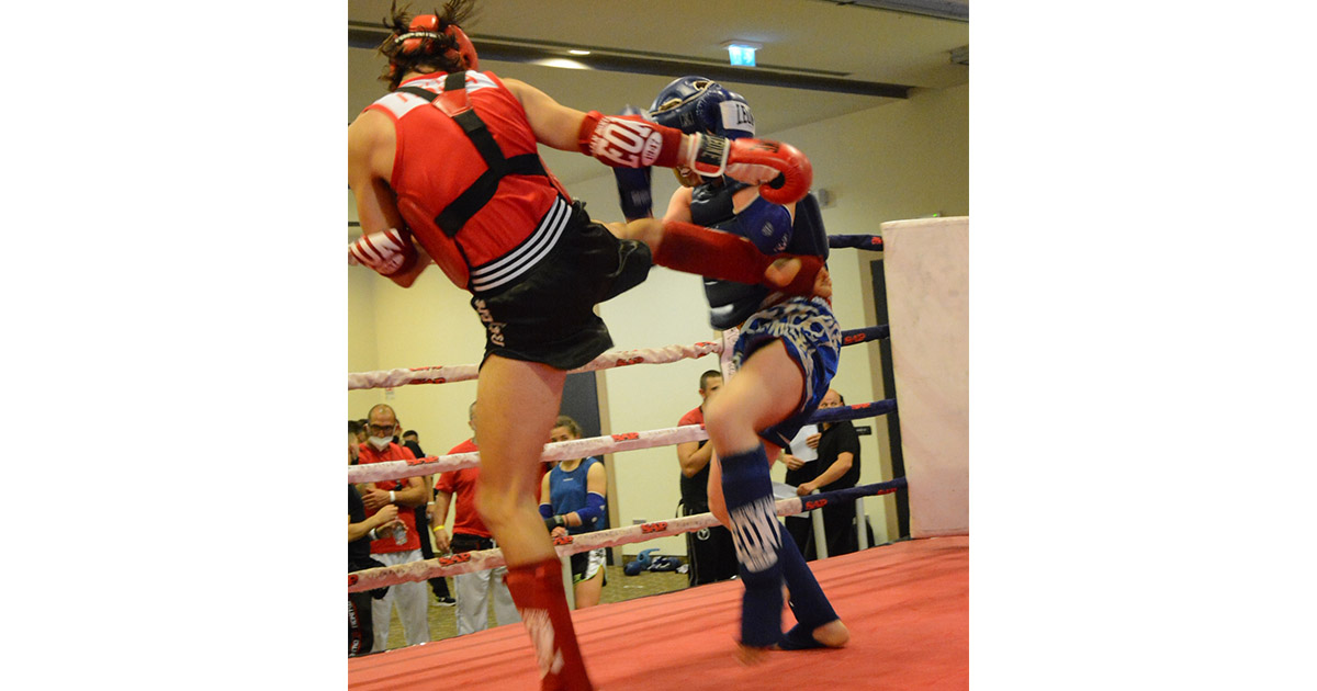 Muay Thai. La mia scelta