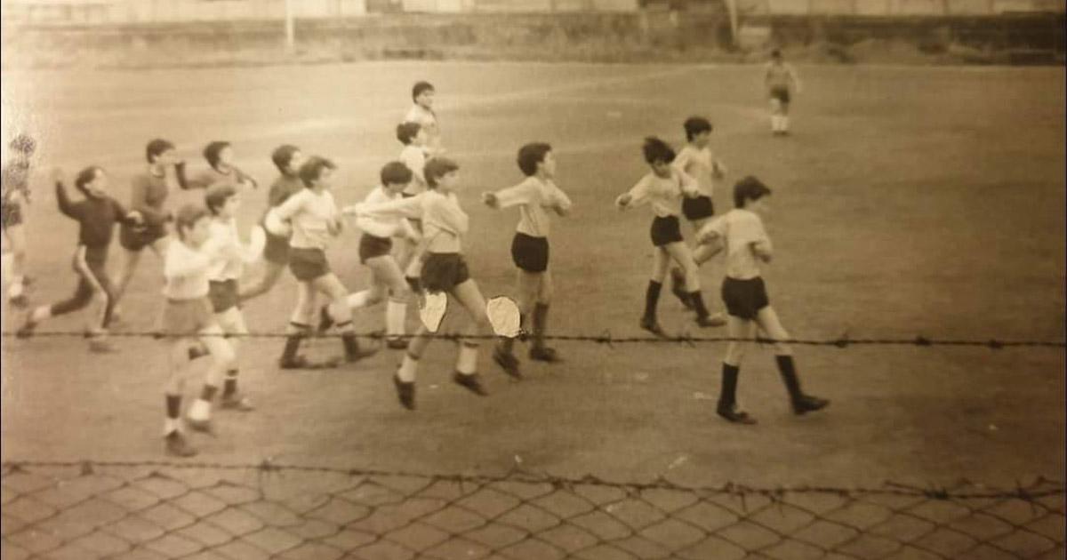 La Pro Tevere Roma e il Sor Michele. Una storia di calcio maggiore.