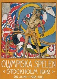 Olimpiadi Stoccolma 1912