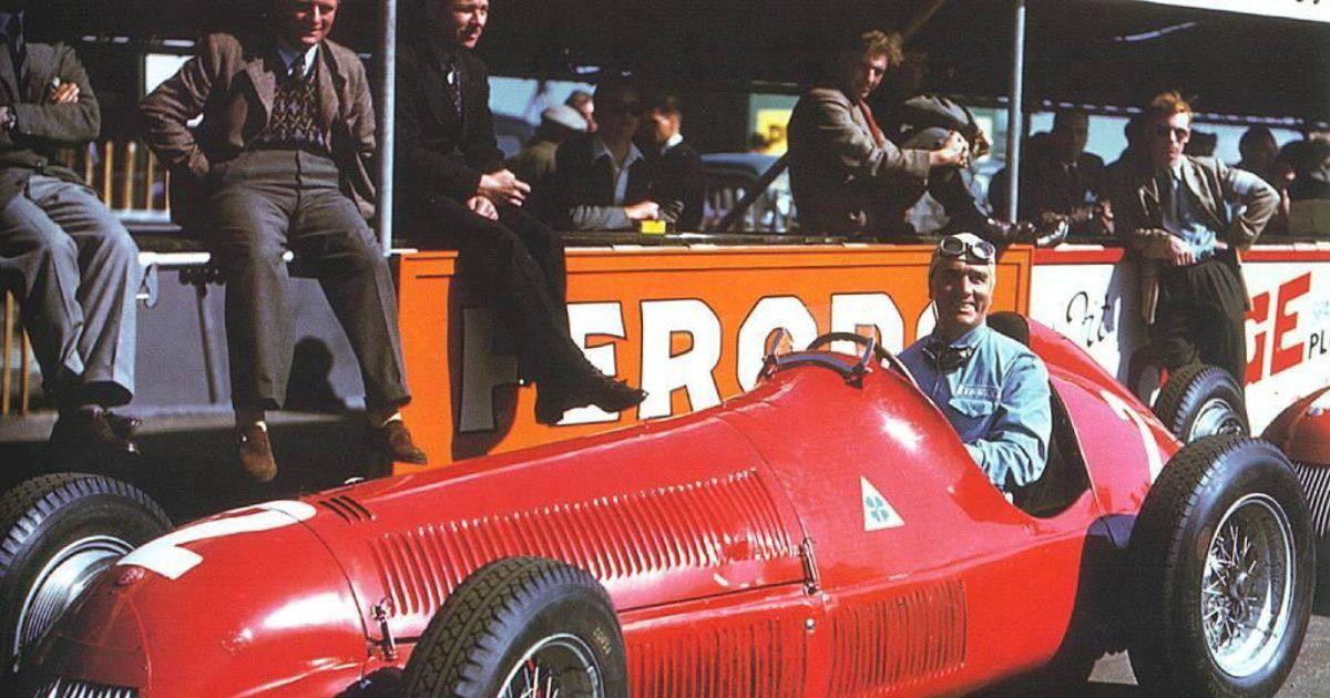 Nino Farina. Una vita da Formula Uno.