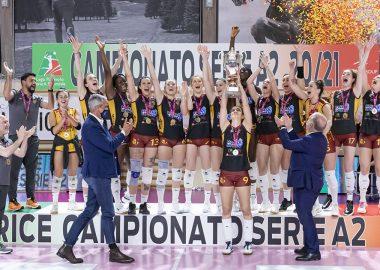 Roma Volley Club Femminile. Dove tutto ebbe inizio