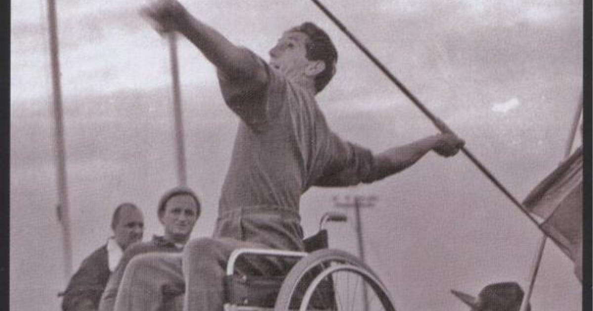 Roberto Marson. A proposito di Paralimpiadi…