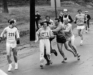Boston Marathon 1967